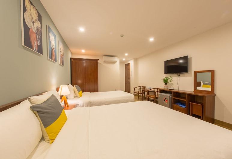 The Samson Boutique Hotel, Da Nang, Deluxe kolmetuba, Tuba