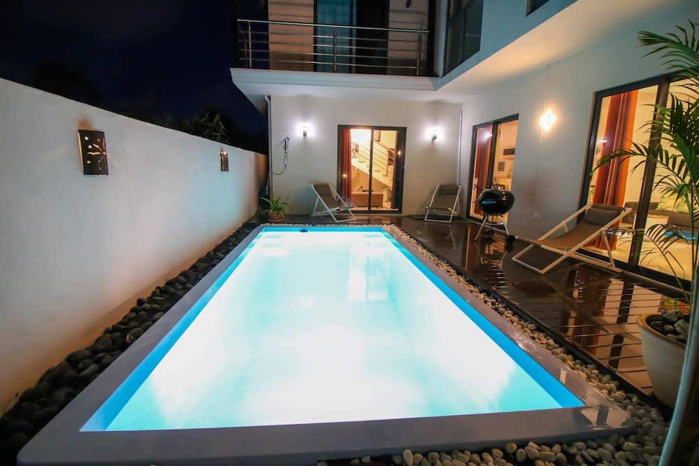 Vila Comfort, 3 kamar tidur, kolam renang pribadi - Bagian luar