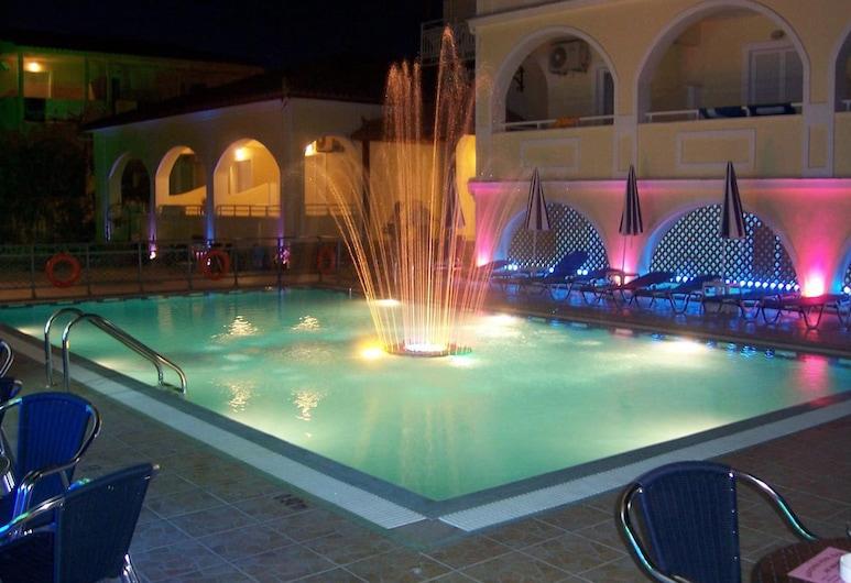 Alkyonis Hotel, Zante, Piscina