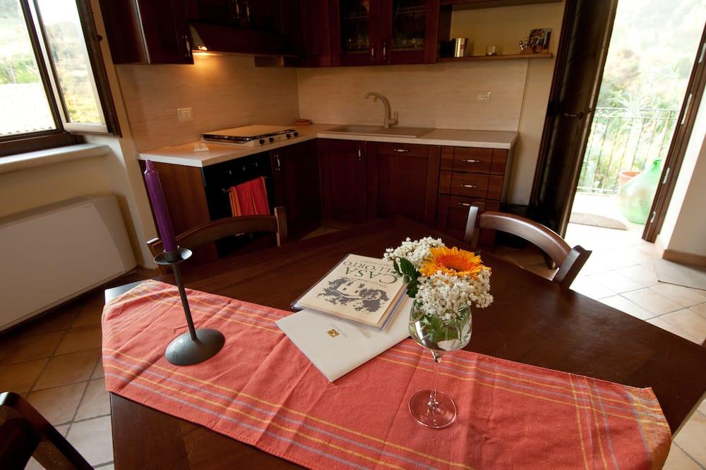 Apartment, 1 Bedroom, Vineyard View - Living Area
