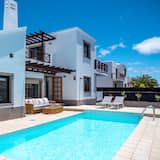 Deluxe-villa - Udendørs pool