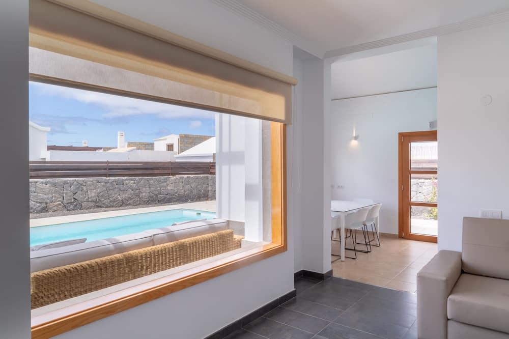 Deluxe-villa - Udsigt fra værelse