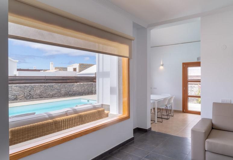 Playa Blanca Beach Mate, Yaiza, Deluxe-villa, Udsigt fra værelse