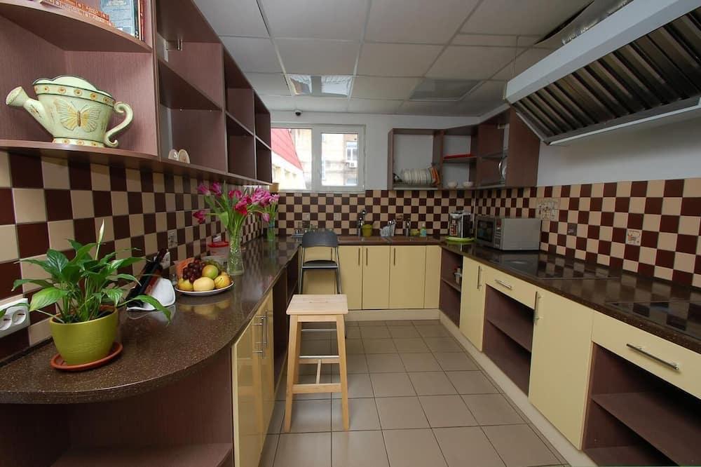 Economy dvokrevetna soba - Zajednička kuhinja