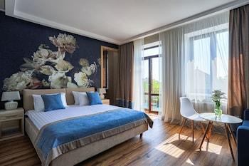 Foto van Redling Hotel in Odessa