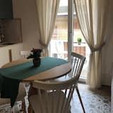 Domek (133) - Obývací prostor