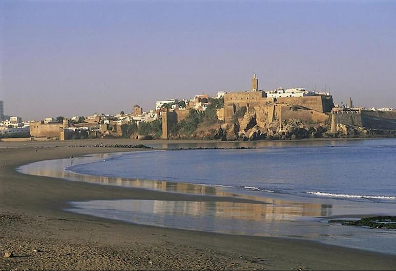 Apartment With one Bedroom in Salé, With Enclosed Garden - 3 km From the Beach, Fes, Praia