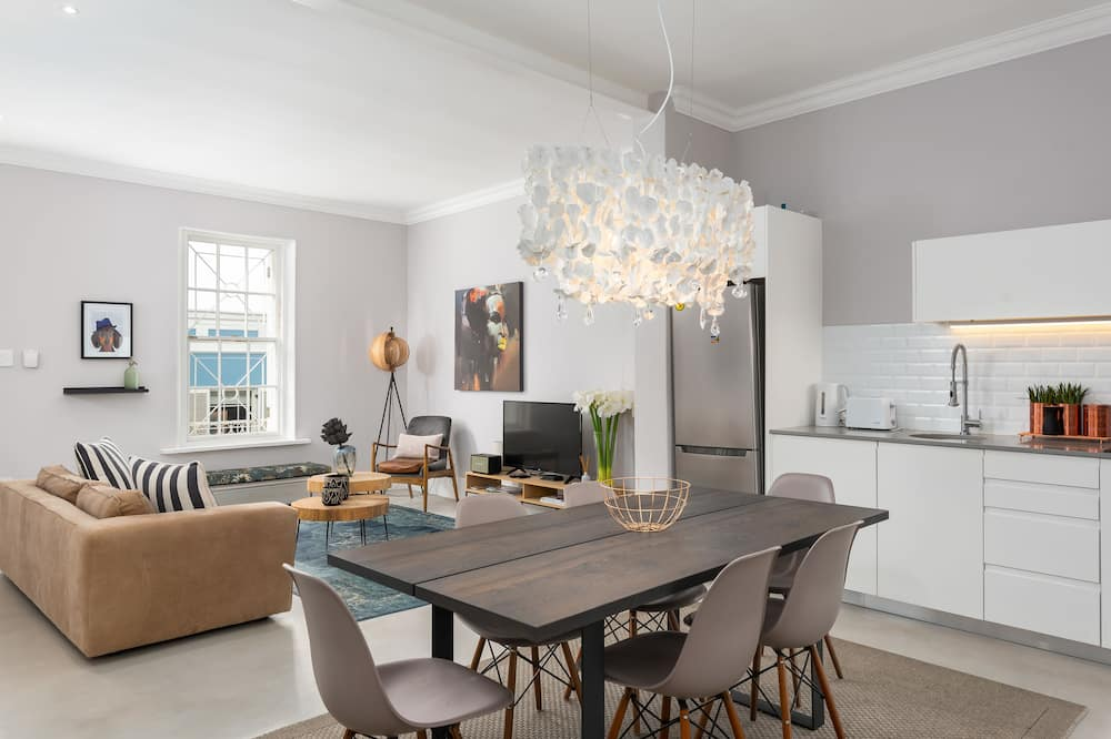 Comfort Σπίτι - Γεύματα στο δωμάτιο