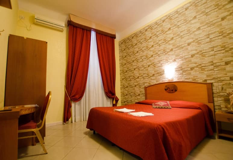Hotel Cherubini, Rome, Classic Double or Twin Room, Guest Room