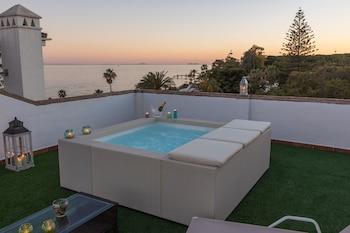 Fotografia hotela ( Apartamento Las Cañas Beachfront Haven) v meste Marbella