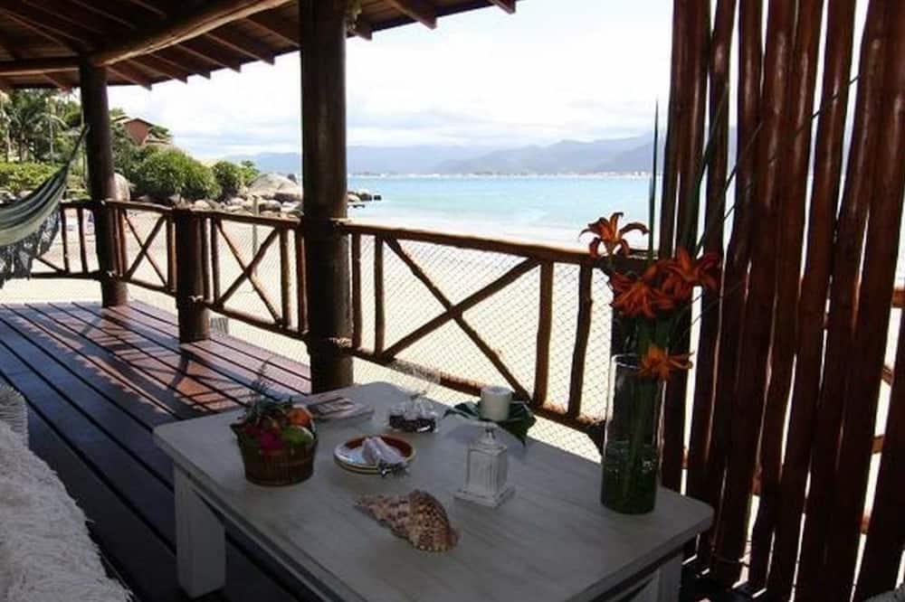 Deluxe bungalov (Perola) - Balkon