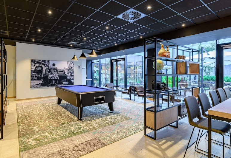 Park Inn by Radisson Antwerp Berchem, Antwerpen, Lobby