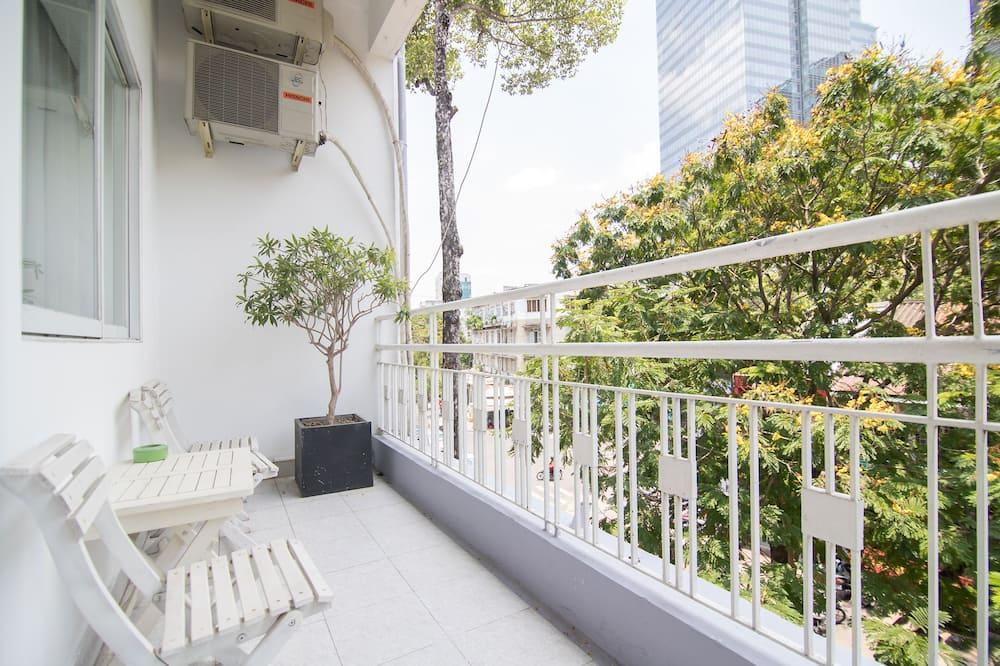 Doppelzimmer - Balkon