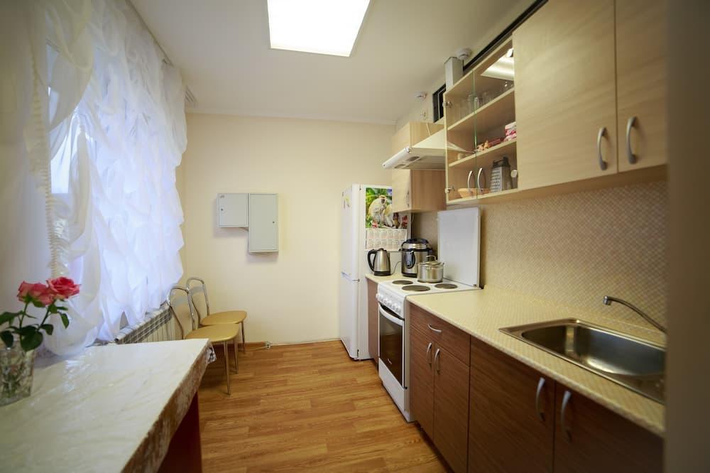 Comfort Twin Room - Shared kitchen
