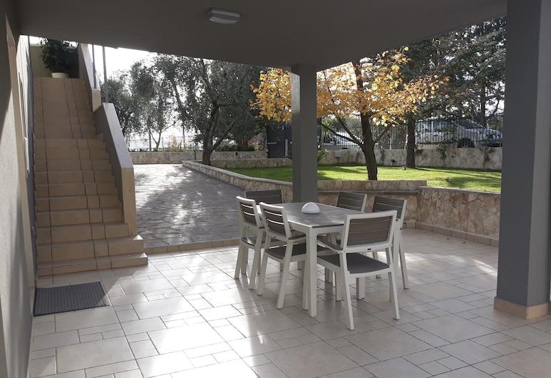 Cuoreverde Matera, Matera, Terrasse/veranda