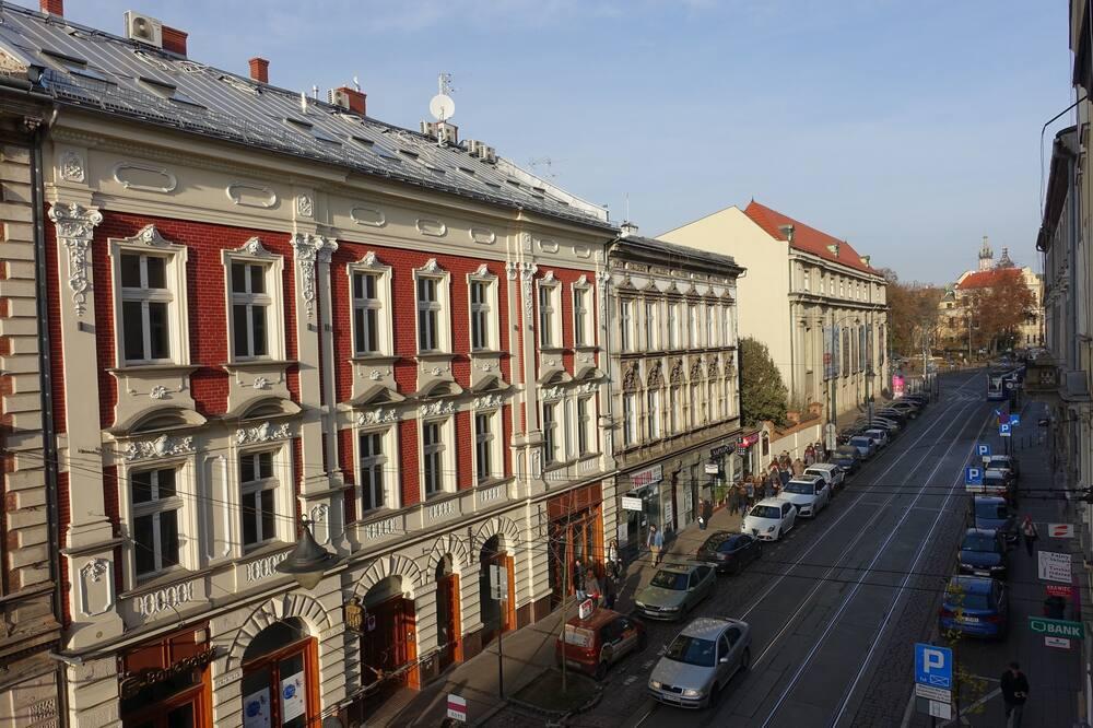 Apartmán typu Deluxe - Výhled na město