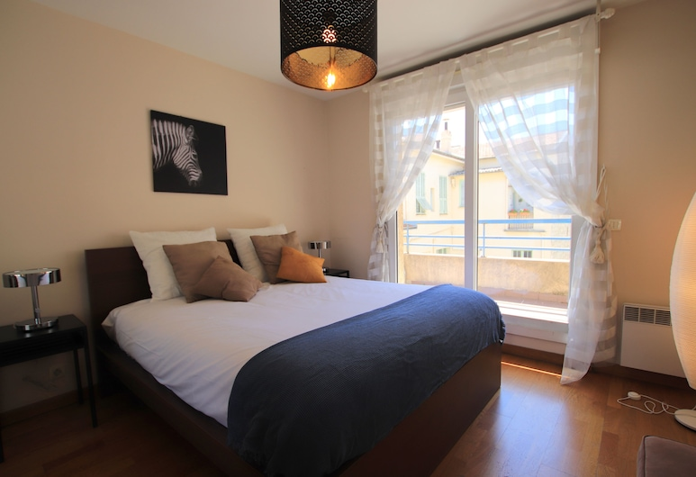 Happy Few -  Le Potier, Nice, Apartment 2 bedrooms, Room
