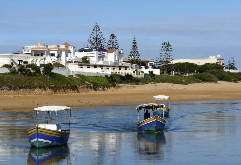 Le Lagon Bleu Oualidia, Oualidia, Pláž