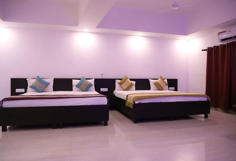 貝爾莫里斯飯店, 諾伊達, 家庭四人房, 1 張小型雙人床, 客房