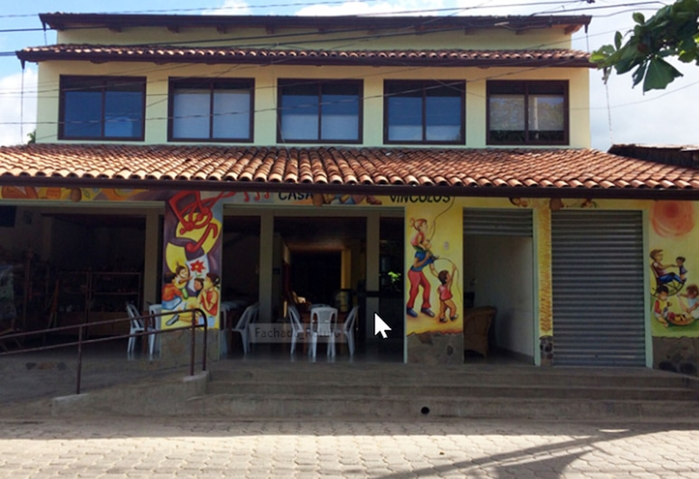 Hotel Casa Vinculos, Esteli, Hadapan Hotel