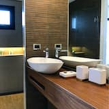 Двухместный номер «Делюкс» с 1 двуспальной кроватью (Doña Margarita) - Ванная комната