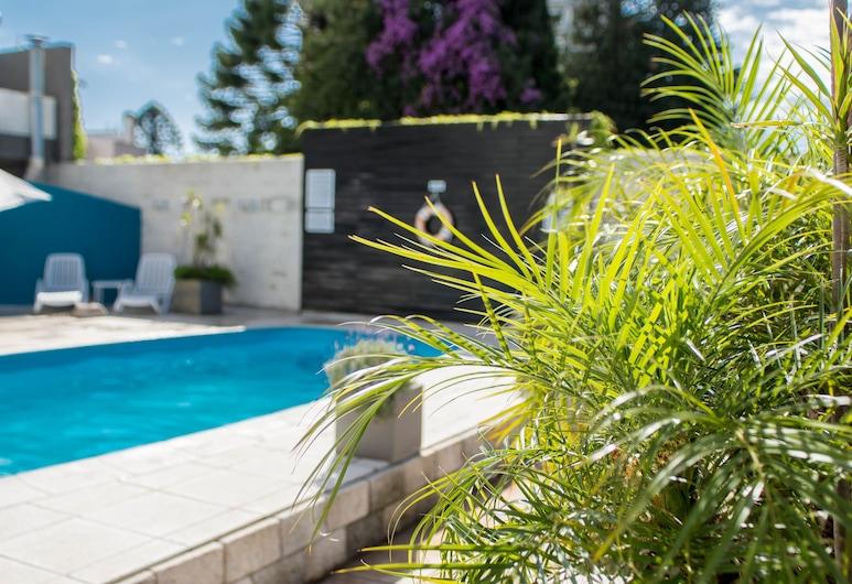 Maran Suites & Towers - Hotel & Spa, Parana, Courtyard