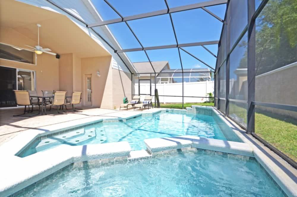 Kuća, 5 spavaćih soba - Vanjski bazen