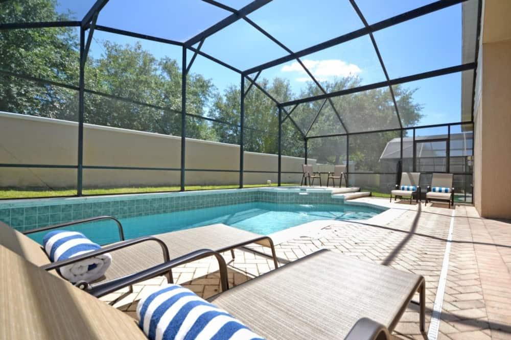 Kuća, 5 spavaćih soba - Unutarnji bazen