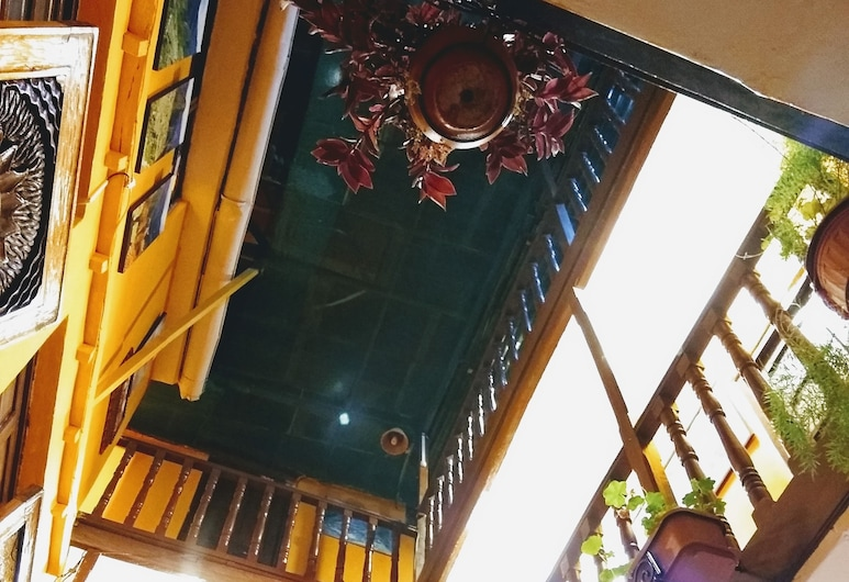 International Hostels, Cuzco, Terrasse/Patio