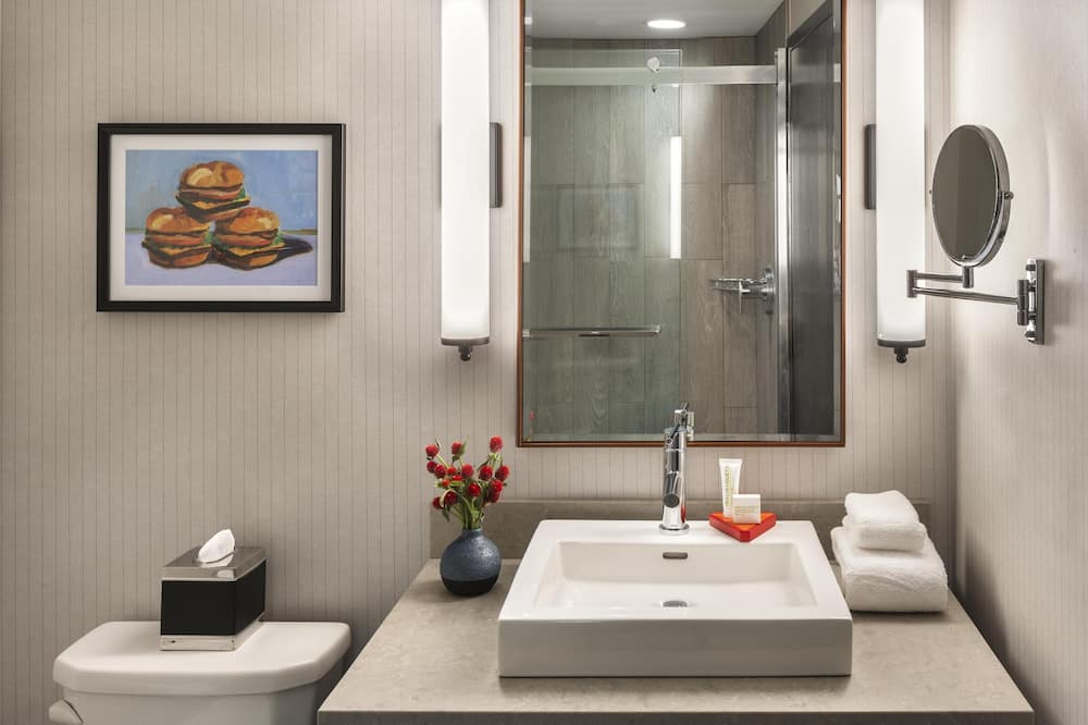 Phòng Tiêu chuẩn, 1 giường cỡ king (Graduate King) - Phòng tắm