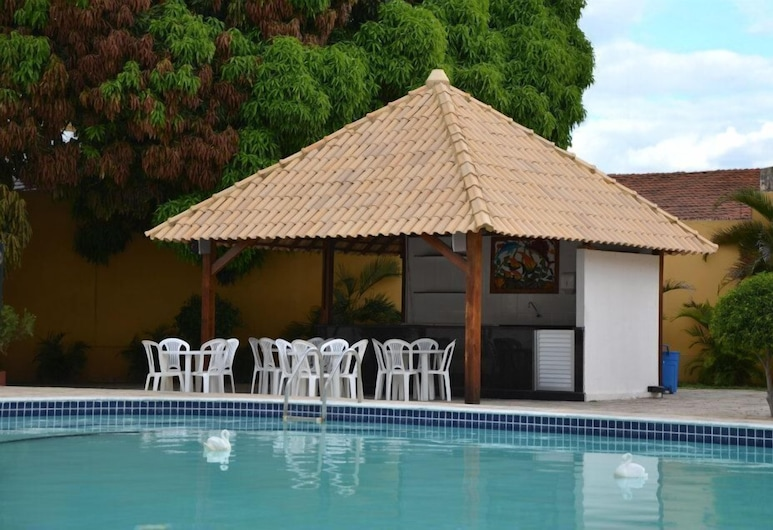 Novo Hotel JK, Microrégion de Patos, Bar de l'hôtel