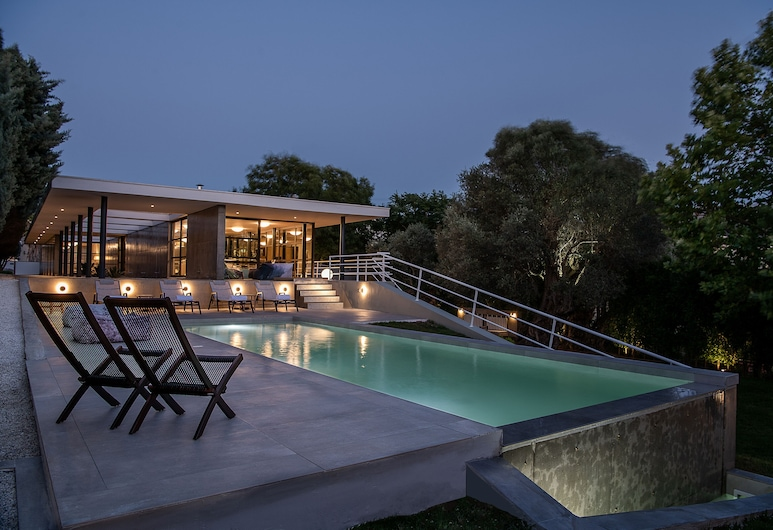 Villa 7 Masterwork Contemporary , Chania
