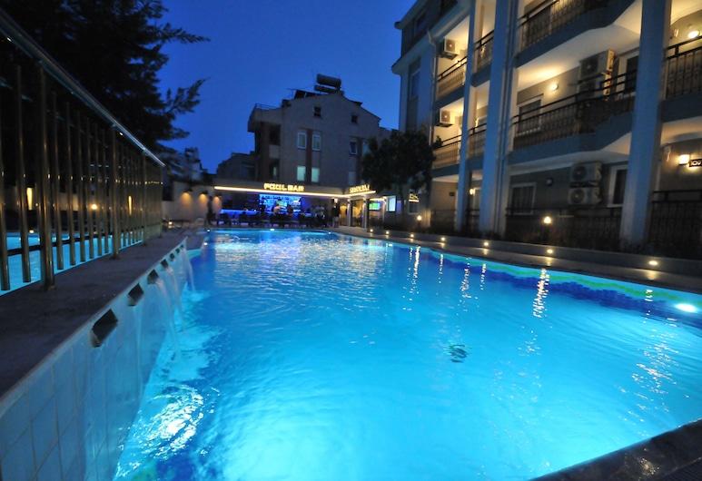 Club Sema Apart Hotel , Marmaris, Außenpool