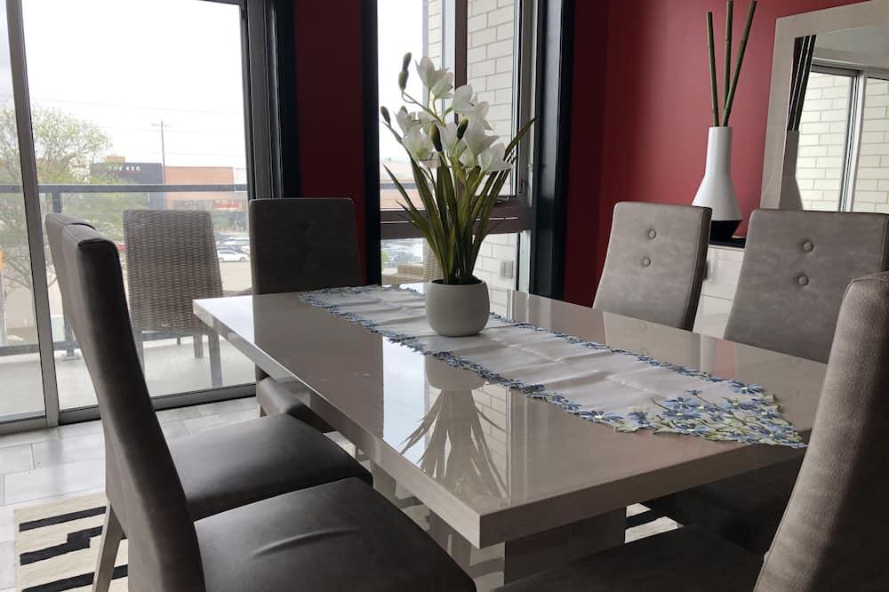 Executive Διαμέρισμα, Θέα στην Πόλη (303) - Γεύματα στο δωμάτιο