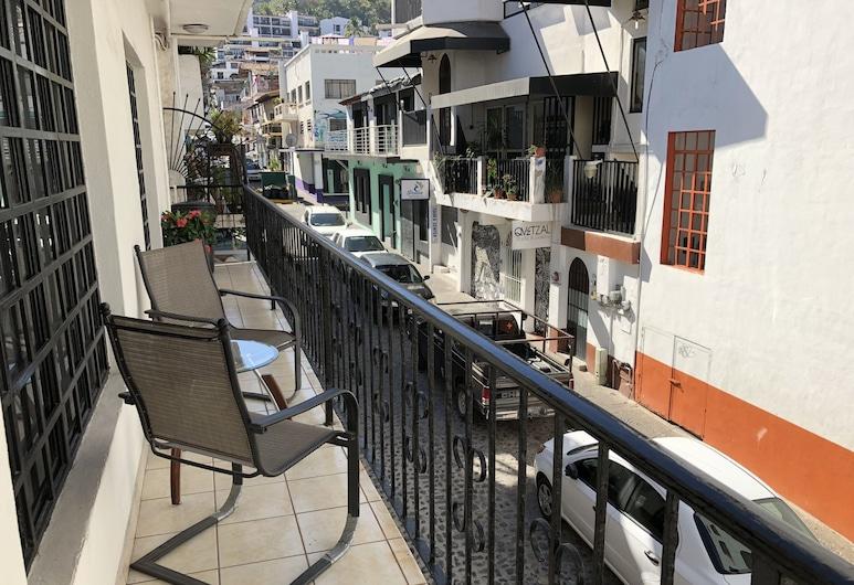 Downtown Casa Bendita by VallartaStays , Puerto Vallarta, Terrace/Patio