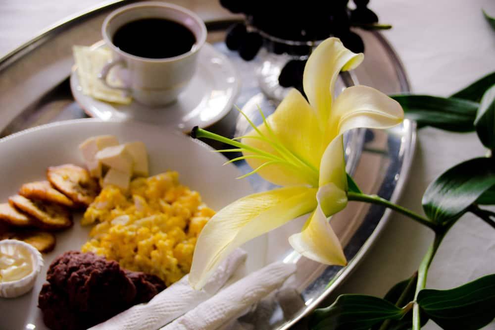Executive soba - Obroci u sobi