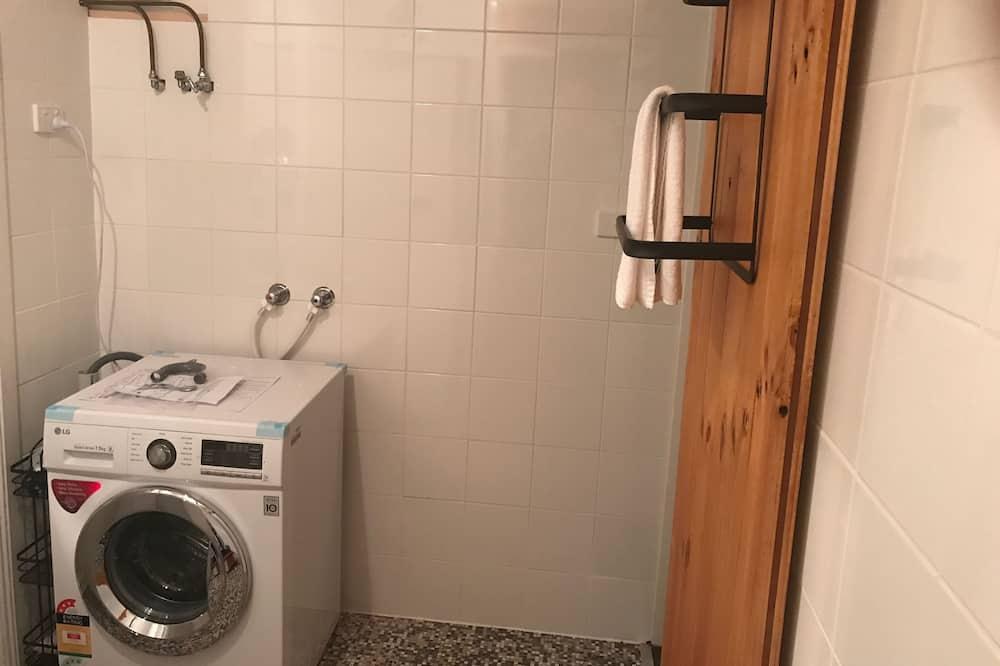 Traditionell lägenhet - Badrum