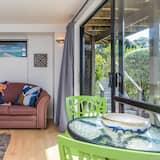 Căn hộ Executive, 1 giường cỡ king, Quang cảnh biển (studio 2) - Khu phòng khách