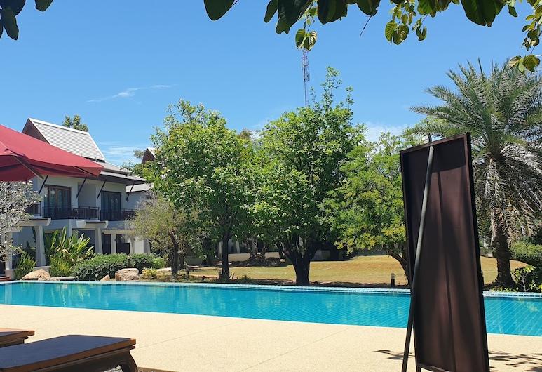 Anyamanee Resort, Cha-am, Alberca al aire libre