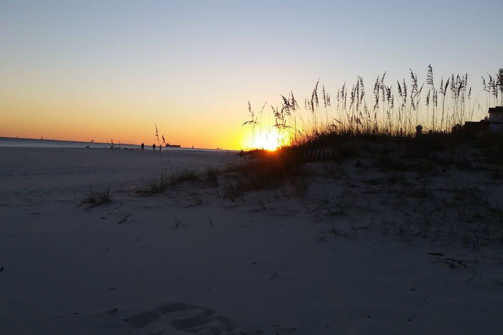 Квартира, 1 спальня - Пляж