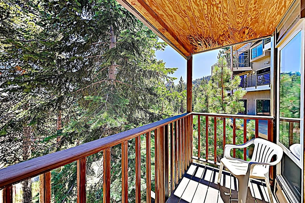 Apartman, 4 spavaće sobe - Balkon