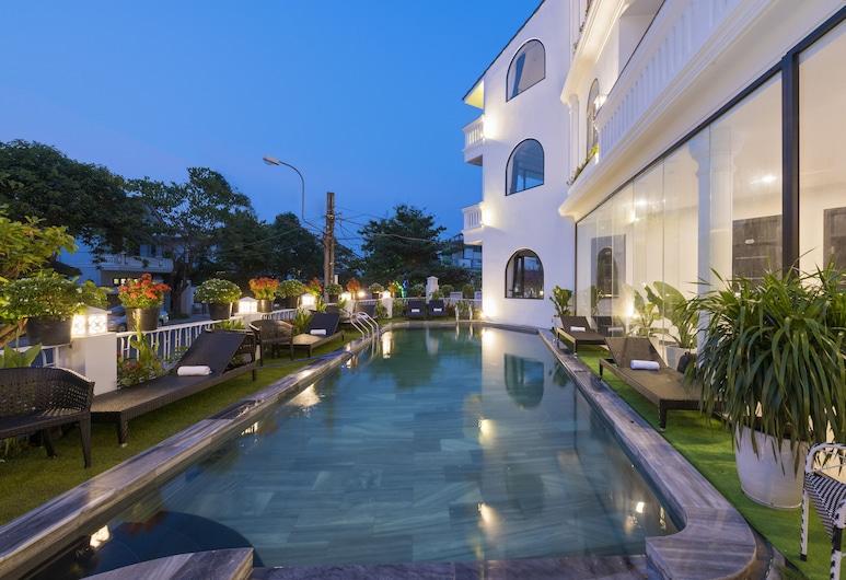Hoianation Villas Hotel, Hội An, Mặt tiền/ngoại thất