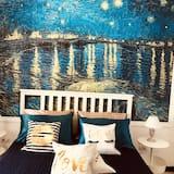 Panoramic Διαμέρισμα, 2 Υπνοδωμάτια, Θέα στη Θάλασσα - Δωμάτιο επισκεπτών