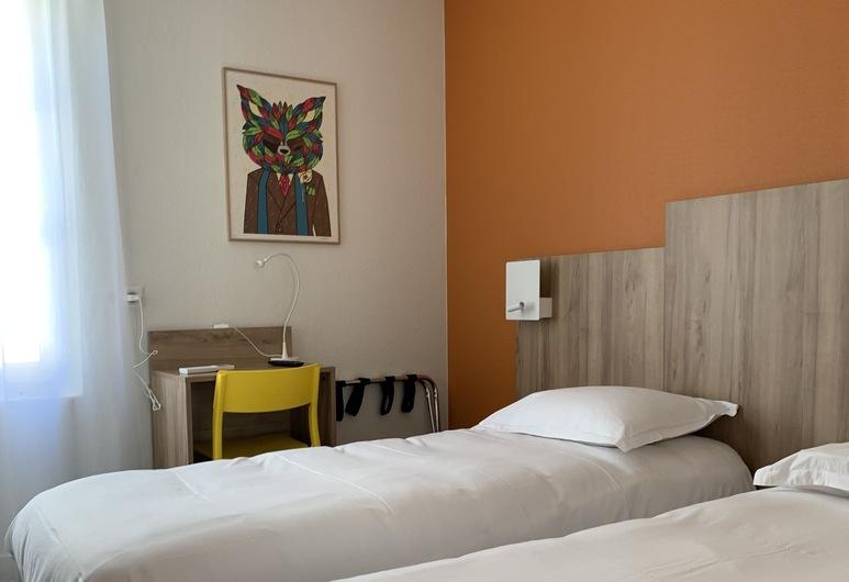 Hotel Lanex, Amboise, Chambre Double Classique, Chambre