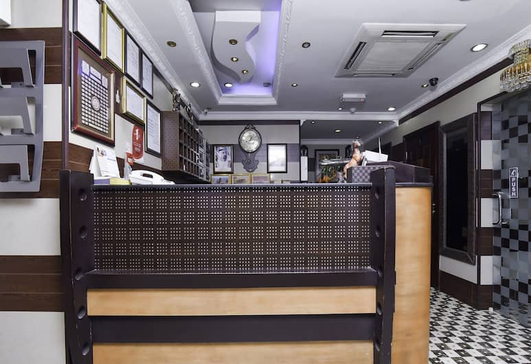 OYO 159 Sports Piaza Hotel, Dubai, Reception