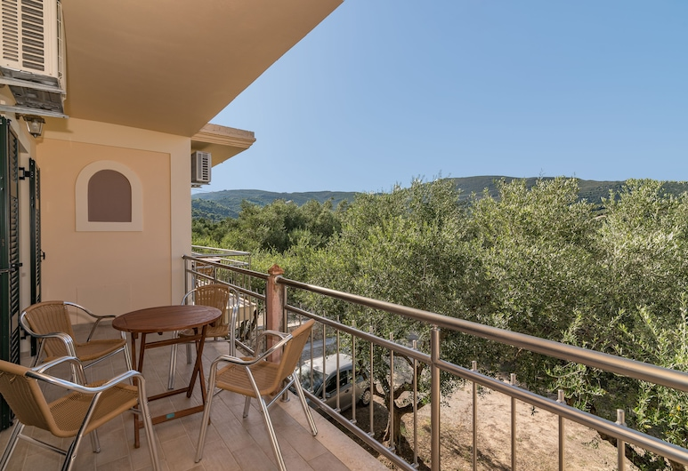 Allegro Studios & Apartments, Ζάκυνθος, Διαμέρισμα, 2 Υπνοδωμάτια (APT8), Μπαλκόνι