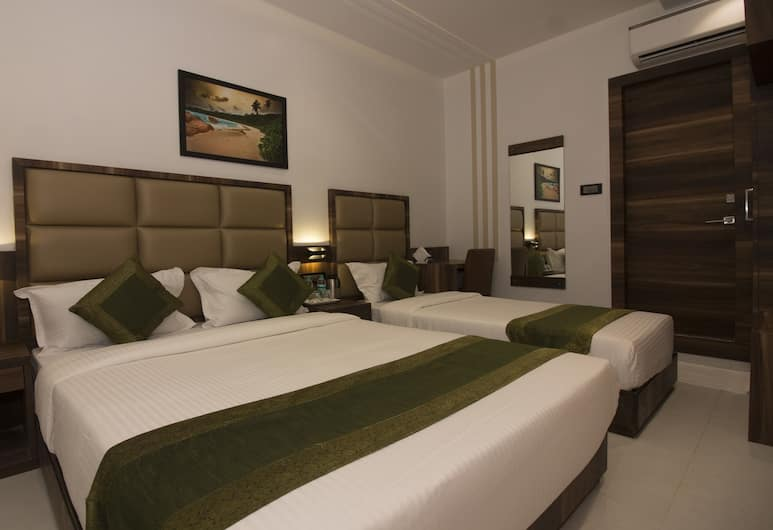 Treebo Trip Meriton, Mumbai, Deluxe Room, Guest Room