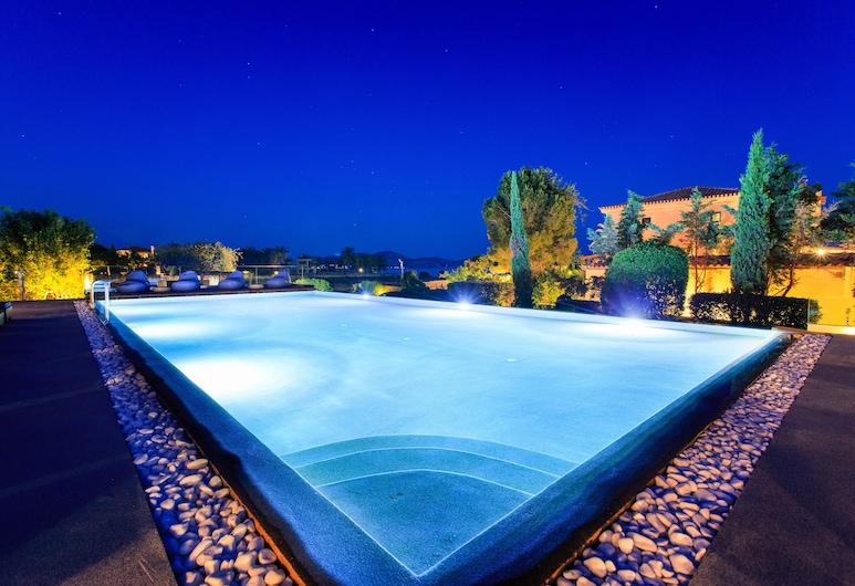 180 South Seaside Hotel, Ermionida, Piscina Exterior
