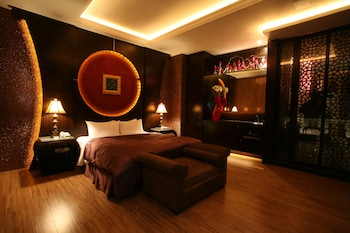 Picture of Chateau Boutique Motel in Taichung