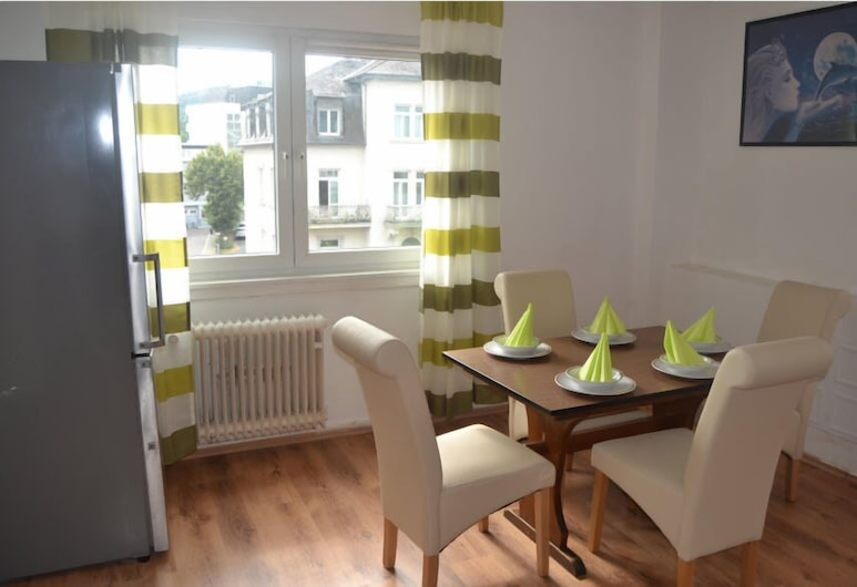 Haus Neumark Apartments, Bad Nauheim, Departamento Confort, 2 habitaciones, Sala de estar